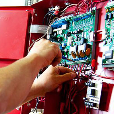 Fire alarm service in Columbus Ohio